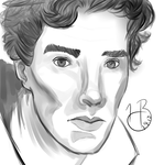 Cumberbatch by HeatherAnimation