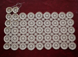 WIP: Tablecloth by ToveAnita