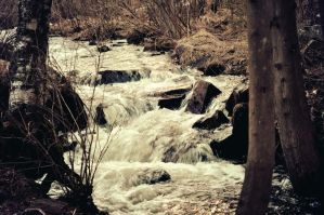Water flow by ummok123