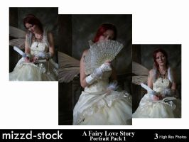 A Fairy Love S Portrait Pack 1 by mizzd-stock