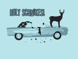 Holy Schnikes by poseyGFX