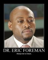 Dr. Eric Foreman by daveshan