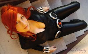Black Widow by WildIrish007