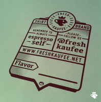 Kaufee stampin by artisticpsycho87