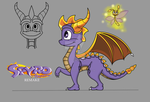 Spyro the Dragon and Sparx: REMAKE by OriginalSpyroRemaker