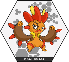 Mythmon: # 064 HELIOS by pysio20