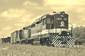 Running in the 70s. by CSX5344