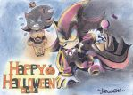 Halloween 2014 Shadow Candy Hunting by 7marichan7