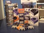 gamecube collection by PortableNetworkGraph
