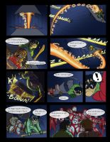 Deviant Universe 2014 July page 3 by darkdancing-blades