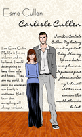 Esme and Carlisle by CindyRex