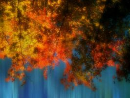 Autumn Blur by Anj3lla
