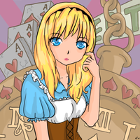 Alice in Wonderland~ by Chinxinator10