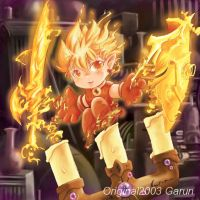 spirit of fire by garun