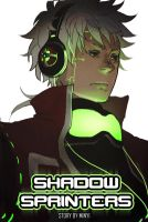 Shadow Sprinter Cover Page by Minyi