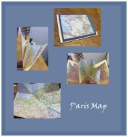 Paris Map-Northern France by PerilousBard