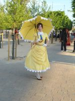 Jane Porter MCM Expo 2013 by Lady-Avalon