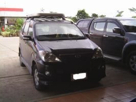 Toyota Avanza by pete7868