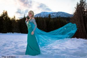 Frozen by Tarah-Rex