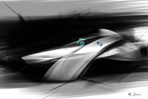 BMW F1 Williams by Qvaka