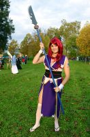 Erza, Robe of Yuen Outfit by Tanpopo89