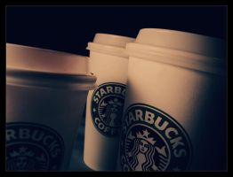 Starbucks Love by darkixi
