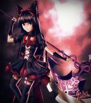 Rory Mercury - Gate by CaptainBombastic