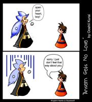 KH: Ansem Gets No Love by DiehardGohanFan
