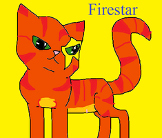 Firestar by skyclan199