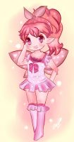 adoptable pinky by creampuffchan