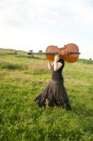model - cello016 by akio-stock