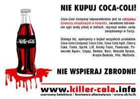 killer cola POSTER 3 by 13VAK