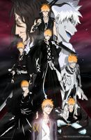 Ichigo Evolution 2 _-_ Bleach 424 - 543... by InEc-Dve