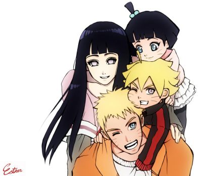 Naruto the last by Esther-Shen