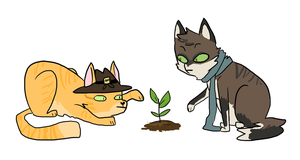 Catsonas by MeowTownPolice