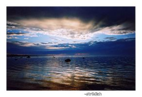 The Calm Before The Flood by str8diah