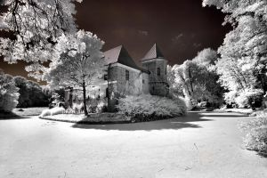 Oporow Castle.. by www-locha-pl