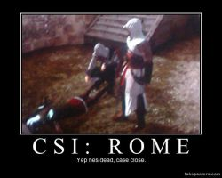 CSI: ROME!!! by JohnnyTlad