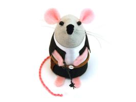 Han Solo Mouse by The-House-of-Mouse