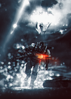 Mass Effect 4 by Scotchlover
