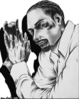 Snoop Dogg by LiquidsnakE4