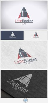 Little Rocket Logo by Szesze15