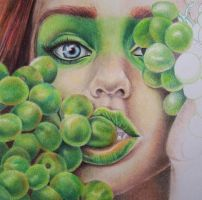 Grapes wip 2 by Laurasshadesofgrey