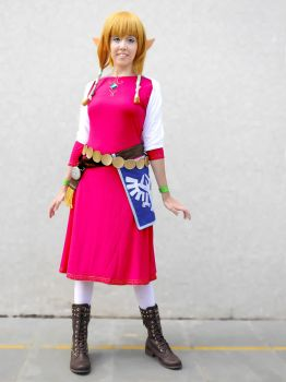 Skyloft Zelda 2 by pabas