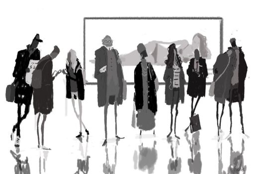 People by PascalCampion