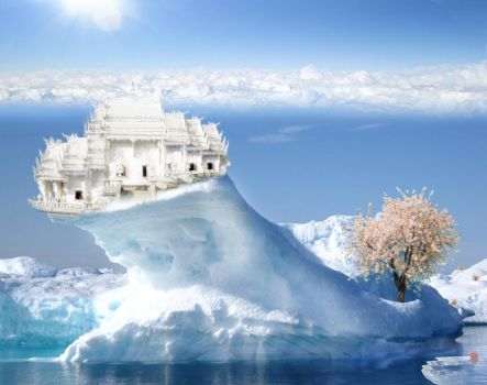 beyond the tip of the iceberg by jewelle