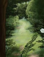 The Path Less Travelled by Jendalee