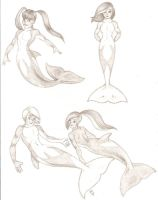 Orca People by angelfish1021