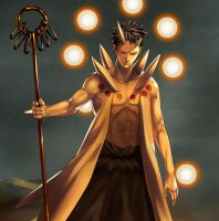 Obito 2 by ZhangDing