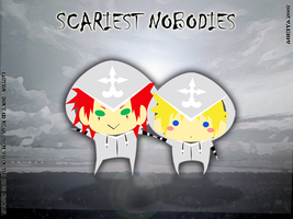 KH2 : SCARIEST NOBODIES by Aoeiya